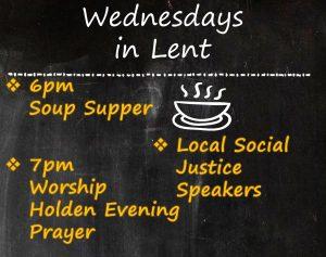Wednesdays in Lent sm